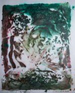 printmaking,monoprint,print